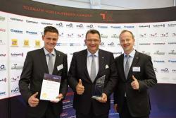 Krone câştigă Premiul pentru Telematică